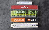 Meterstab-Designer