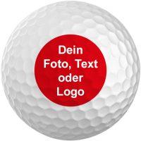 Dein individuell bedruckter Golfball